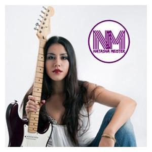 Natasha Meister live gig